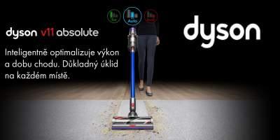 Jsme autorizovaný prodejce značky dyson