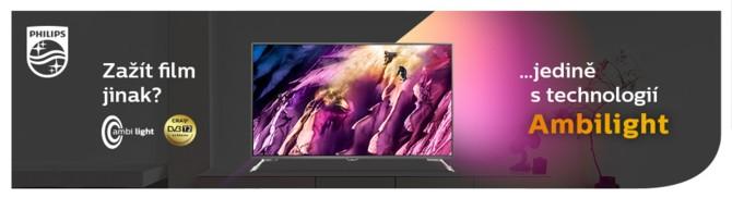 TV Philips s Ambilight
