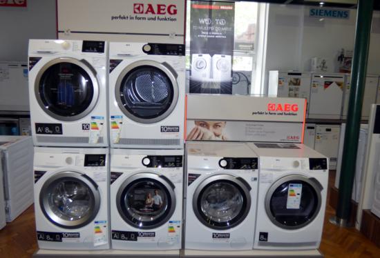 Jsme autorizovaný prodejce spotřebičů značek AEG, Electrolux, Zanussi