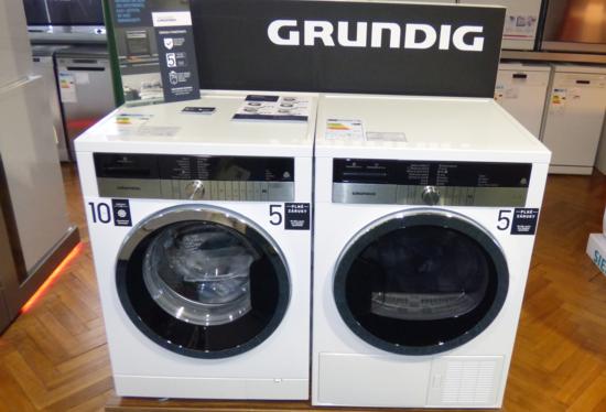 Jsme autorizovaný prodejce spotřebičů značky Grundig